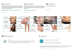 Belallure-Beauty-doctors-Home-page