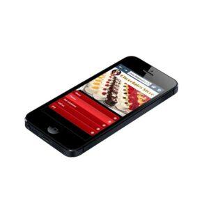 sweet shop mobile app