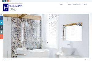 Highlander website