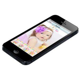 baby shop mobile app