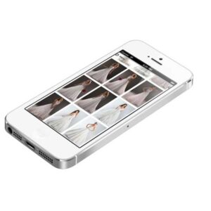 wedding gowns mobile app