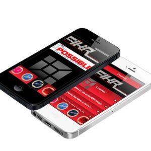 Fikr training mobile app