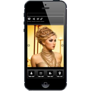 hair stylist mobile app