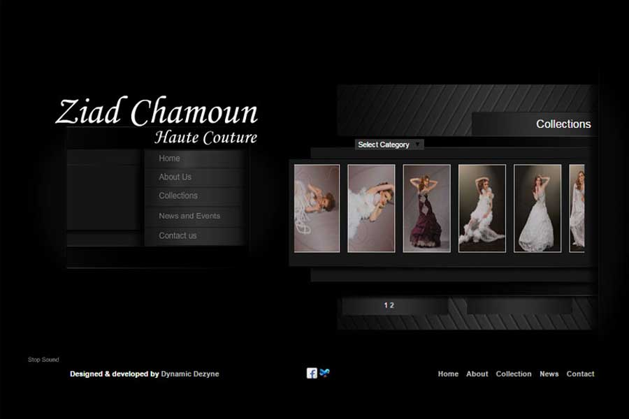 Ziad Chamoun Website By Ddi Mobile App Development Company Lebanon Mobile Apps Android Ios Website Development Company Lebanon Web Design Company In Lebanon Software Development In Lebanon Best Web And Mobile Agency In